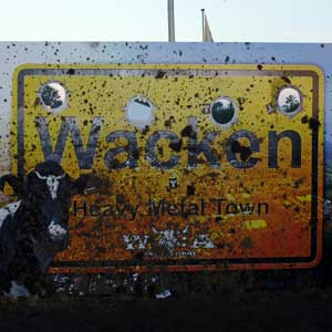Heavy Metal Festival Wacken