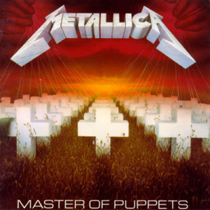 Cover Master of the Puppets